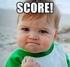 Score baby